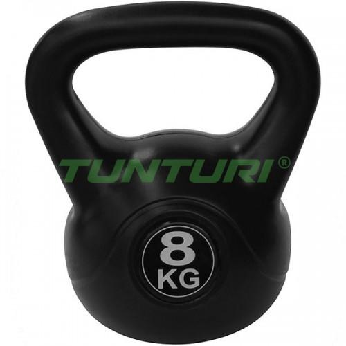 Гиря Tunturi 8 кг, код: 14TUSCL105