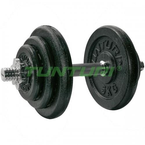 Гантель Tunturi 20 кг, код: 14TUSCL236