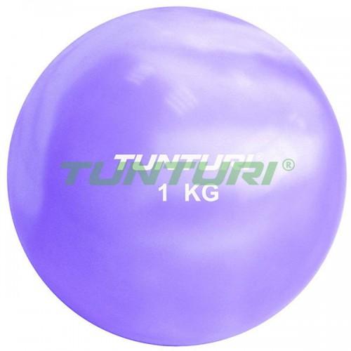 Мячик для йоги Tunturi 1 кг, код: 14TUSYO003