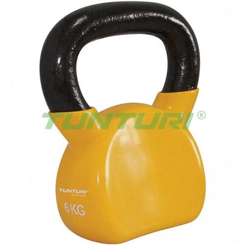 Гиря Tunturi 6 кг, код: 14TUSCL346