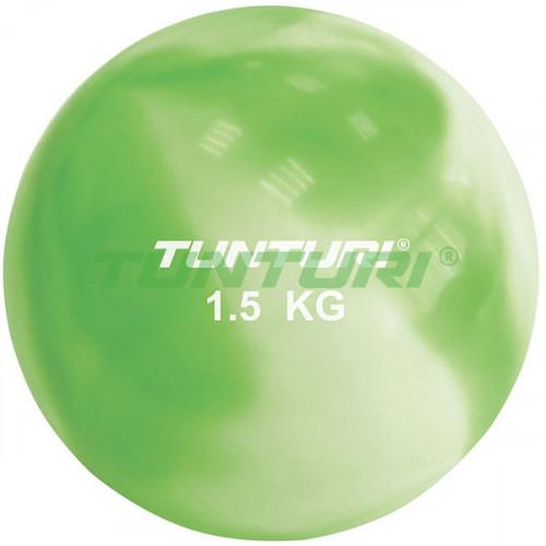 Мячик для йоги Tunturi 1,5 кг, код: 14TUSYO004