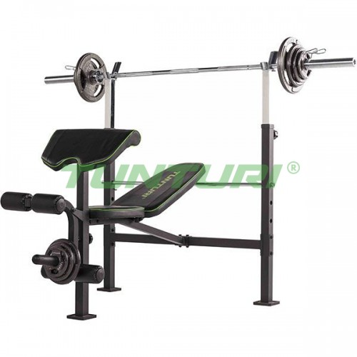 Скамья для жима Tunturi Weight Bench WB60, код: 17TSWB6000
