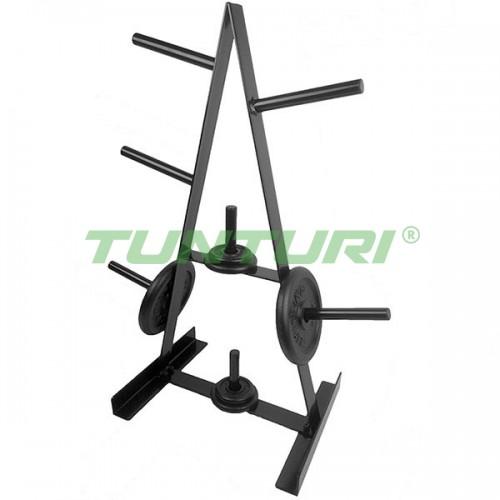 Стойка для дисков Tunturi 30 мм, код: 14TUSCL202