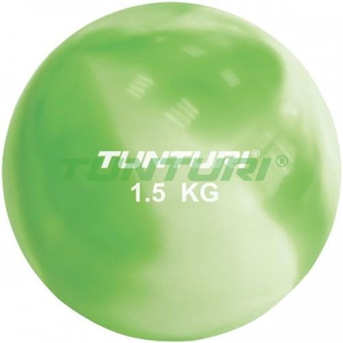 Мяч для йоги Tunturi 1,5 кг, код: 11TUSYO007