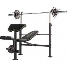 Скамья для жима Tunturi Weight Bench WB60, код: 17TSWB6000