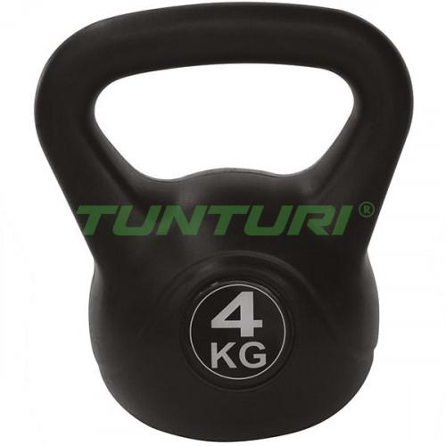 Гиря Tunturi 4 кг, код: 14TUSCL103