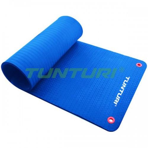 Коврик для фитнеса Tunturi TPE Blue, код: 14TUSFU126