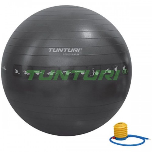 Фитбол Tunturi 650 мм, код: 14TUSFU142