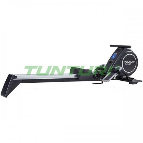 Гребной тренажер Tunturi FitRow 50i, код: 17TFRW5000