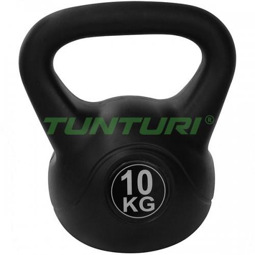 Гиря Tunturi 10 кг, код: 14TUSCL106