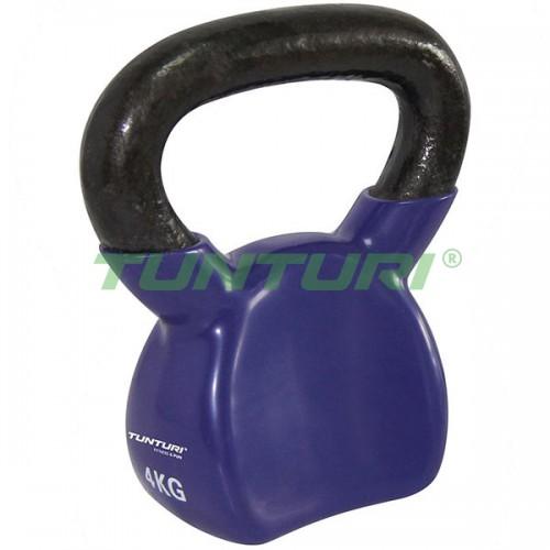 Гиря Tunturi 4 кг, код: 14TUSCL345