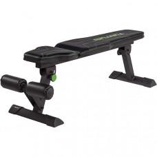 Лавка регулируемая Tunturi Flat Bench FB80, код: 17TSFB8000