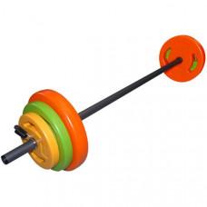 Штанга для Body Pump Tunturi 20 кг, код: 14TUSCL353