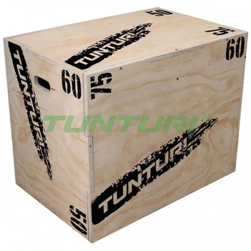 Плиобокс Tunturi 40/50/60 см, код: 14TUSCF077