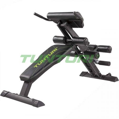 Лавка для пресса и спины Tunturi Core Trainer CT80, код: 17TSCT8000