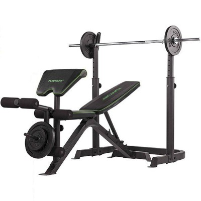 Скамья для жима Tunturi Weight Bench WB50, код: 17TSWB5000
