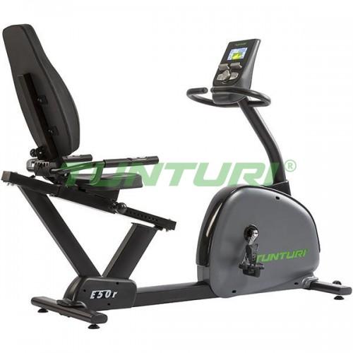 Велотренажер Tunturi Comfort Performance E50R, код: 17TBR50000