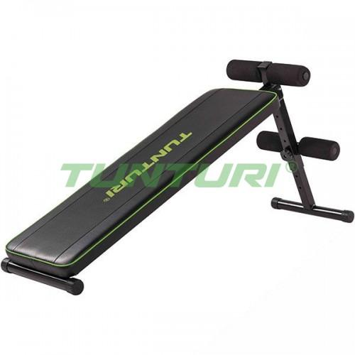 Лавка для пресса Tunturi AB20 Abdominal Bench, код: 17TSAB2000